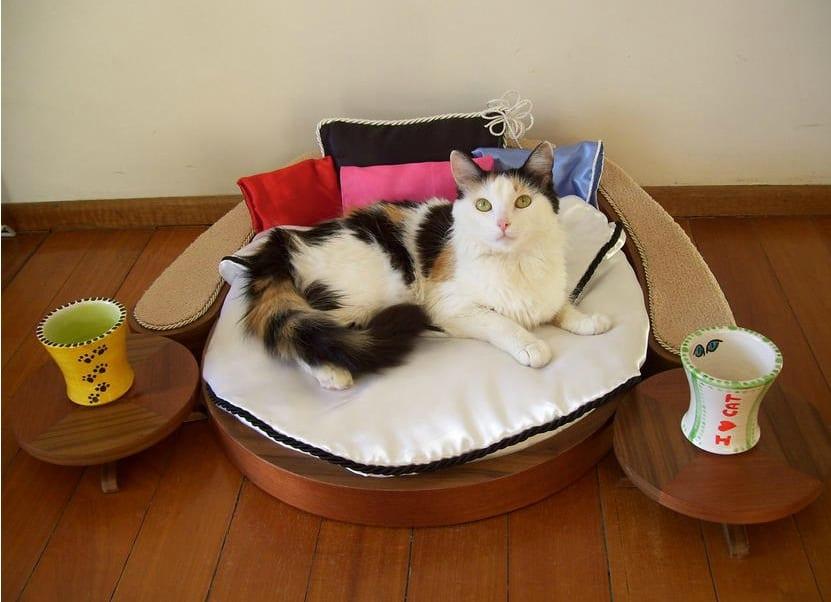 Cama para gatos