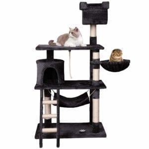 Modelo de rascador para gatos grande