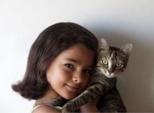 Trata a tu gato con respeto para que te dé cariño