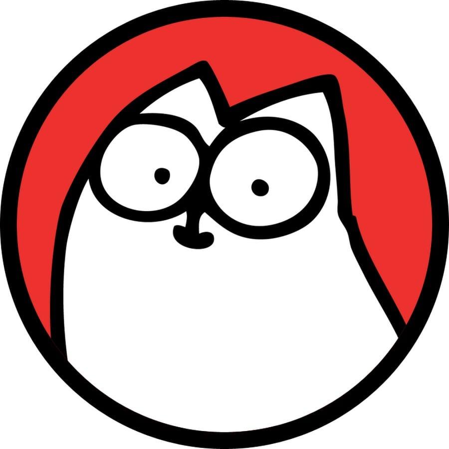 Logo de Simon's Cat