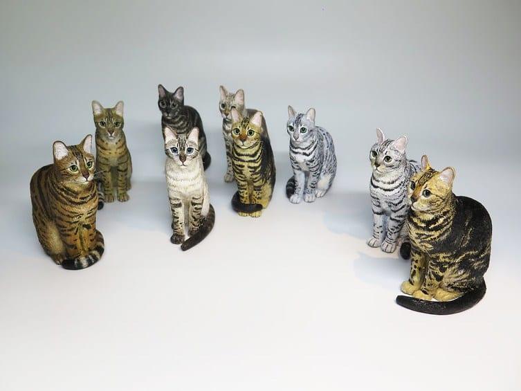 Figuras de gatos