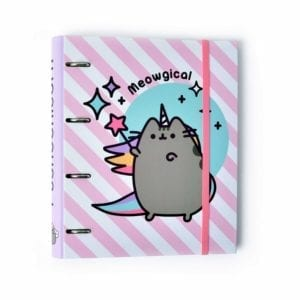 Carpeta del gato Pusheen