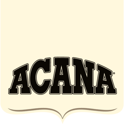 Vista del logo de Acana
