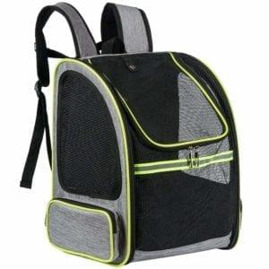 Modelo de mochila para gatos de la marca FREESOO