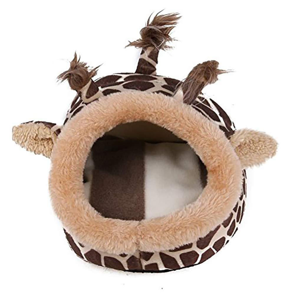 Modelo de casa en forma de iglú para gatos