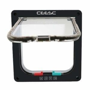 Puerta para gatos de la marca CEESC