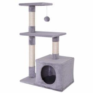 Modelo de rascador para gatos