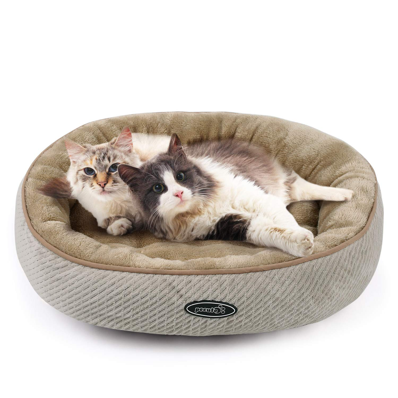 Modelo de cama grande para gatos