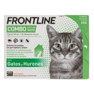 Frontline Combo para gatos