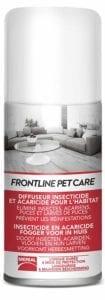 Frontline, un insecticida para el hogar