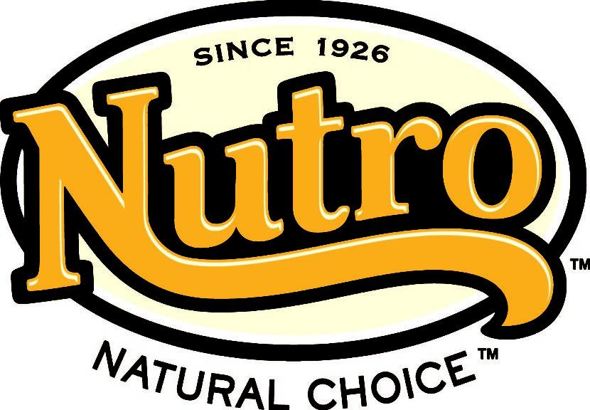 Vista del logo de Nutro