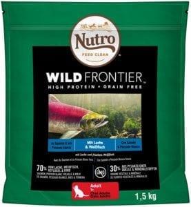 Pienso Nutro Wild Frontier gran free